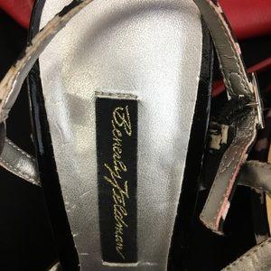 Beverly Feldman Shoes - Gorgeous Beverly Feldman Slingback Pumps